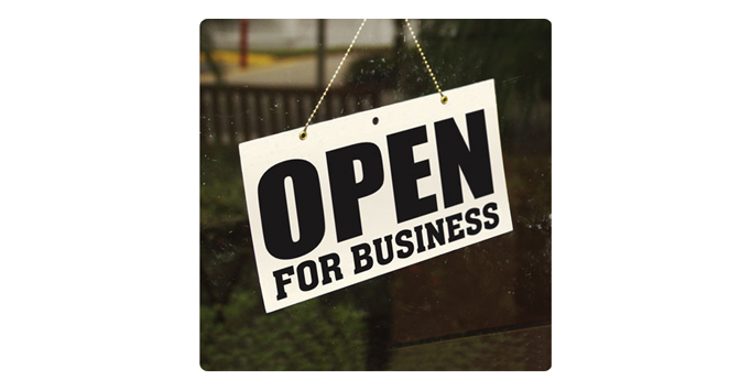 open-for-business